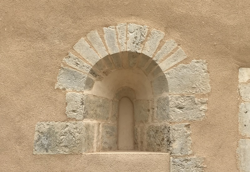arco de piedra Bonnevaux