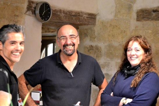 Javier y Señora con oblato