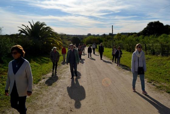 la caminata 2