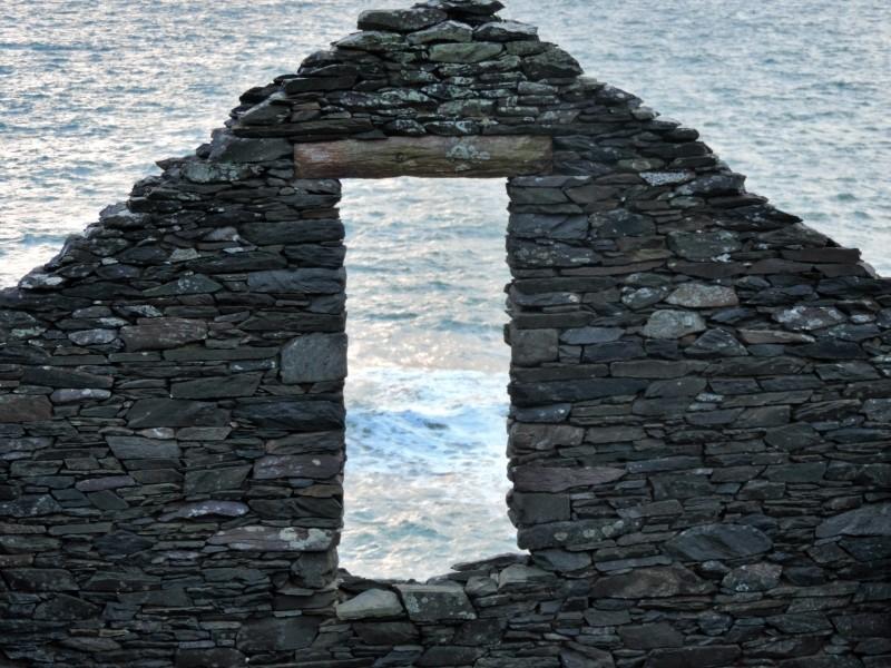 ventana al mar Irlanda Laurence