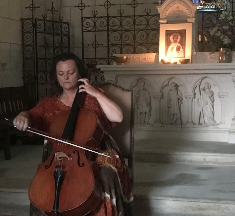 Bonnevaux cello