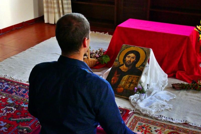 meditando en Bonnevaux